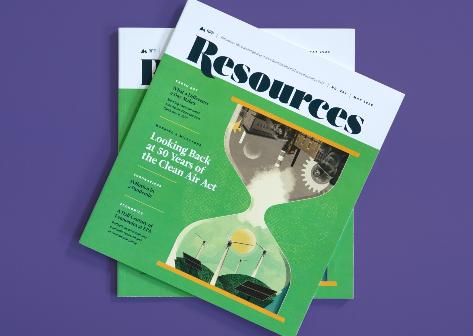"""Thumbnail for Revamping """"Resources"""" Magazine"""