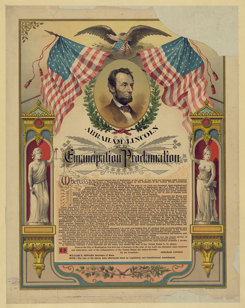 Thumbnail for Designing the Emancipation Proclamation