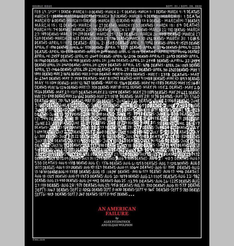 "Thumbnail for ""200,000"": John Mavroudis' Powerful New TIME Cover"