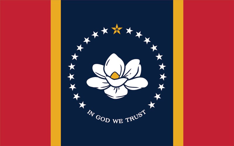 Thumbnail for Mississippi Has Chosen Its New Flag Design. Does It Match Your Pick?