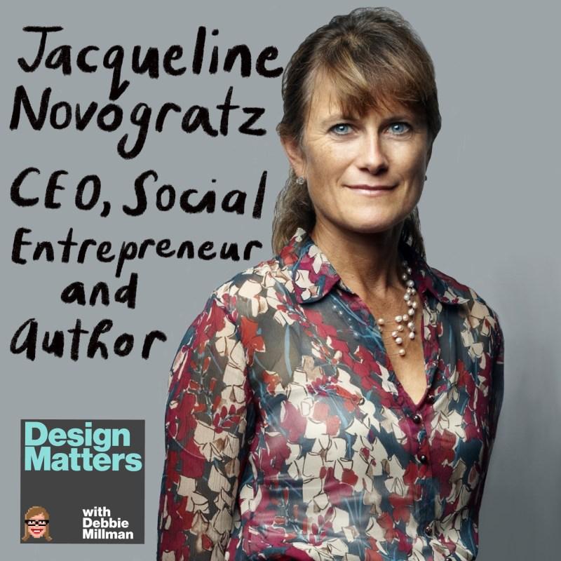 Thumbnail for Design Matters: Jacqueline Novogratz