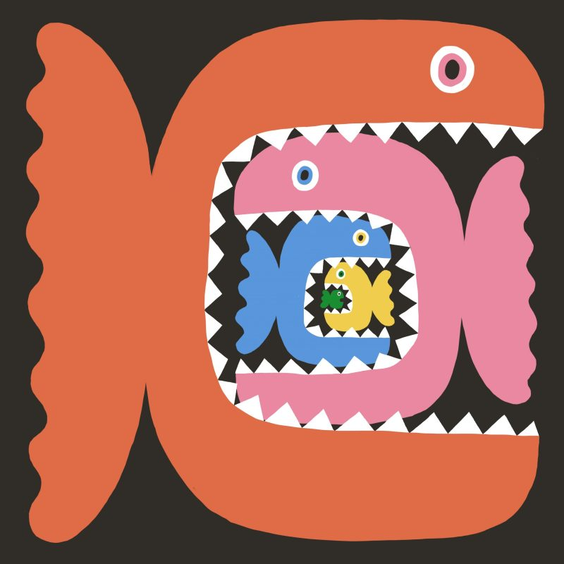 Thumbnail for Plenty of Fish: Visualizing the Creative Struggle of Freelancers