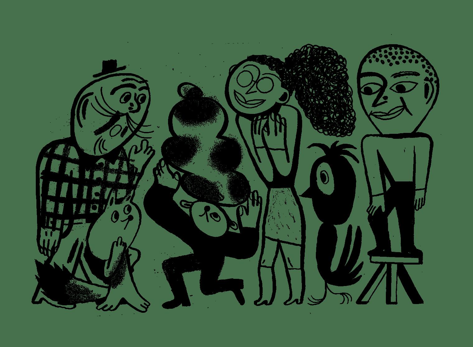 Thumbnail for Mailchimp Celebrates Its Illustrators: Sarah Mazzetti