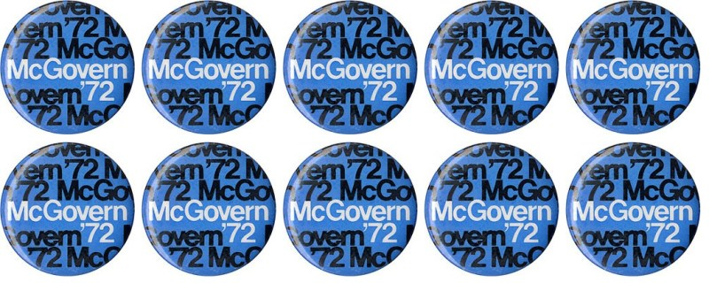 Thumbnail for Campaign Pins Galore! Pin-Backs for Every Election Since 1896