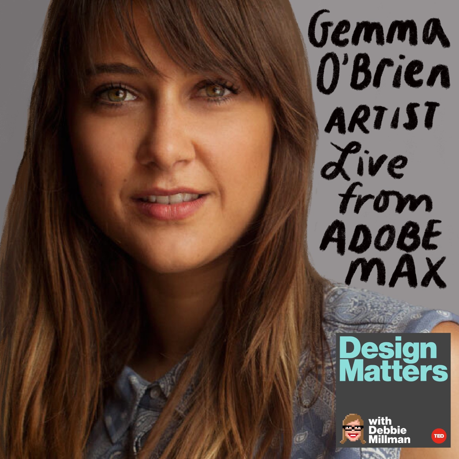 Thumbnail for Design Matters Live: Gemma O'Brien