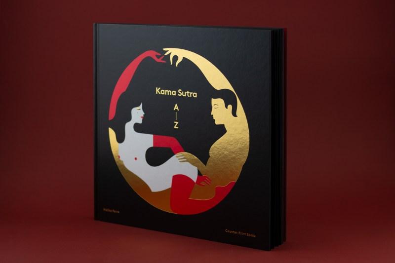 Thumbnail for Malika Favre's Kama Sutra Typographic Alphabet