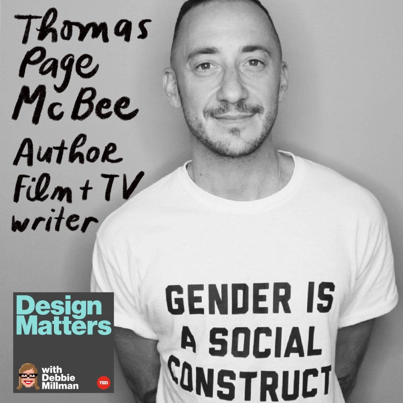 Thumbnail for Design Matters From the Archive: Thomas Page McBee
