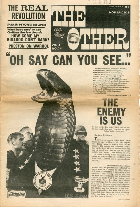 Thumbnail for The Daily Heller: The Montage That Changed My World