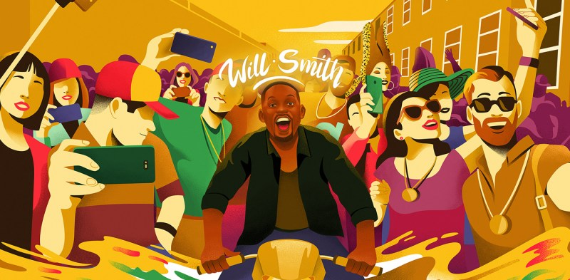 Thumbnail for 'The Fresh Prince of Bel-Air' Illustrations Celebrate The Beloved Uncle Phil