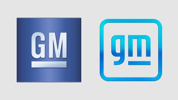 Thumbnail for General Motors Reveals a New Futuristic Logo