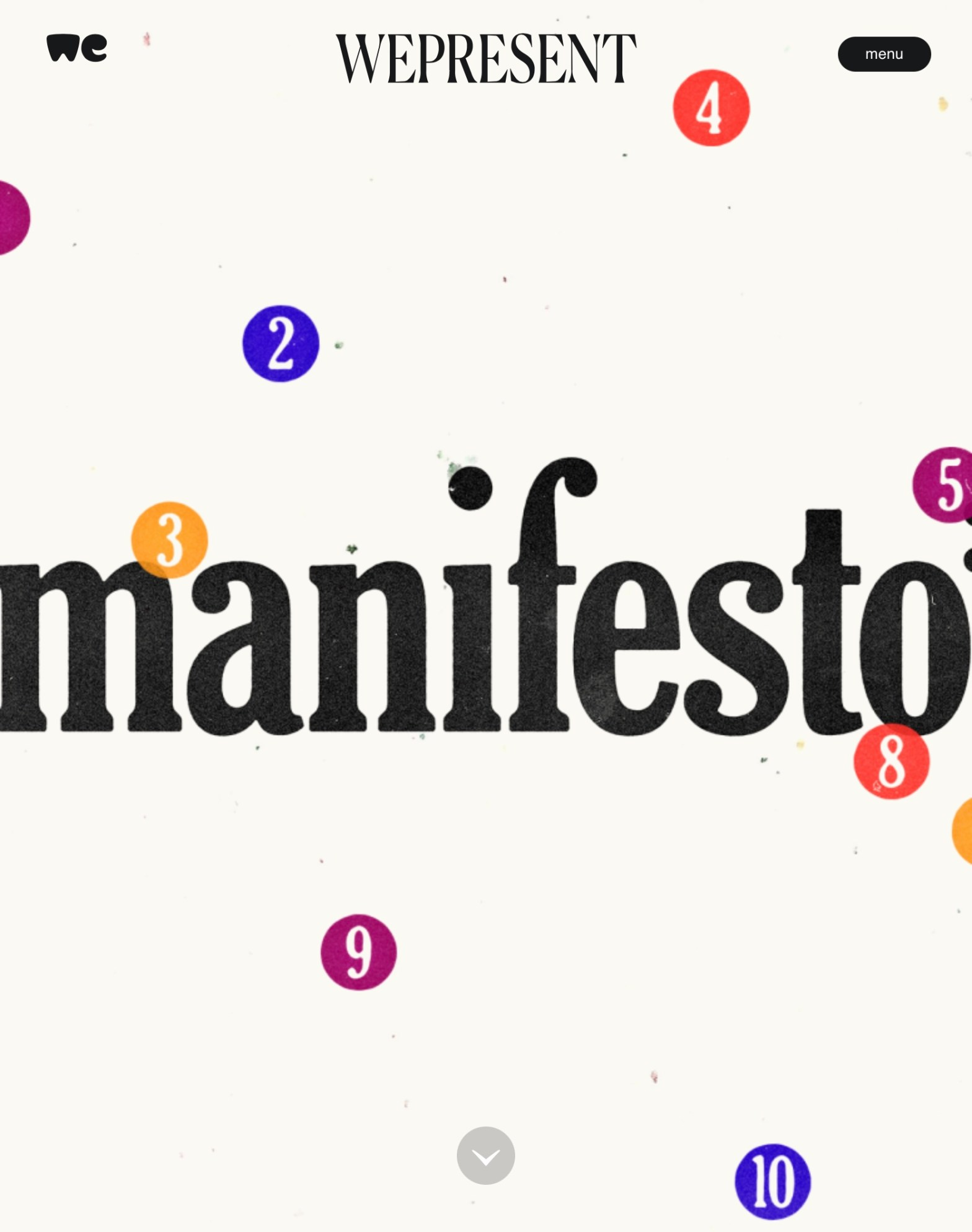 Thumbnail for 5 Life Lessons From WeTransfer's Excellent Manifesto Series