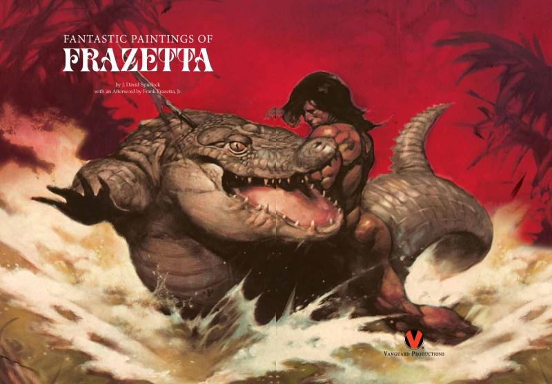 Thumbnail for The Daily Heller: Frank Frazetta, the Sci-Fi Rockwell
