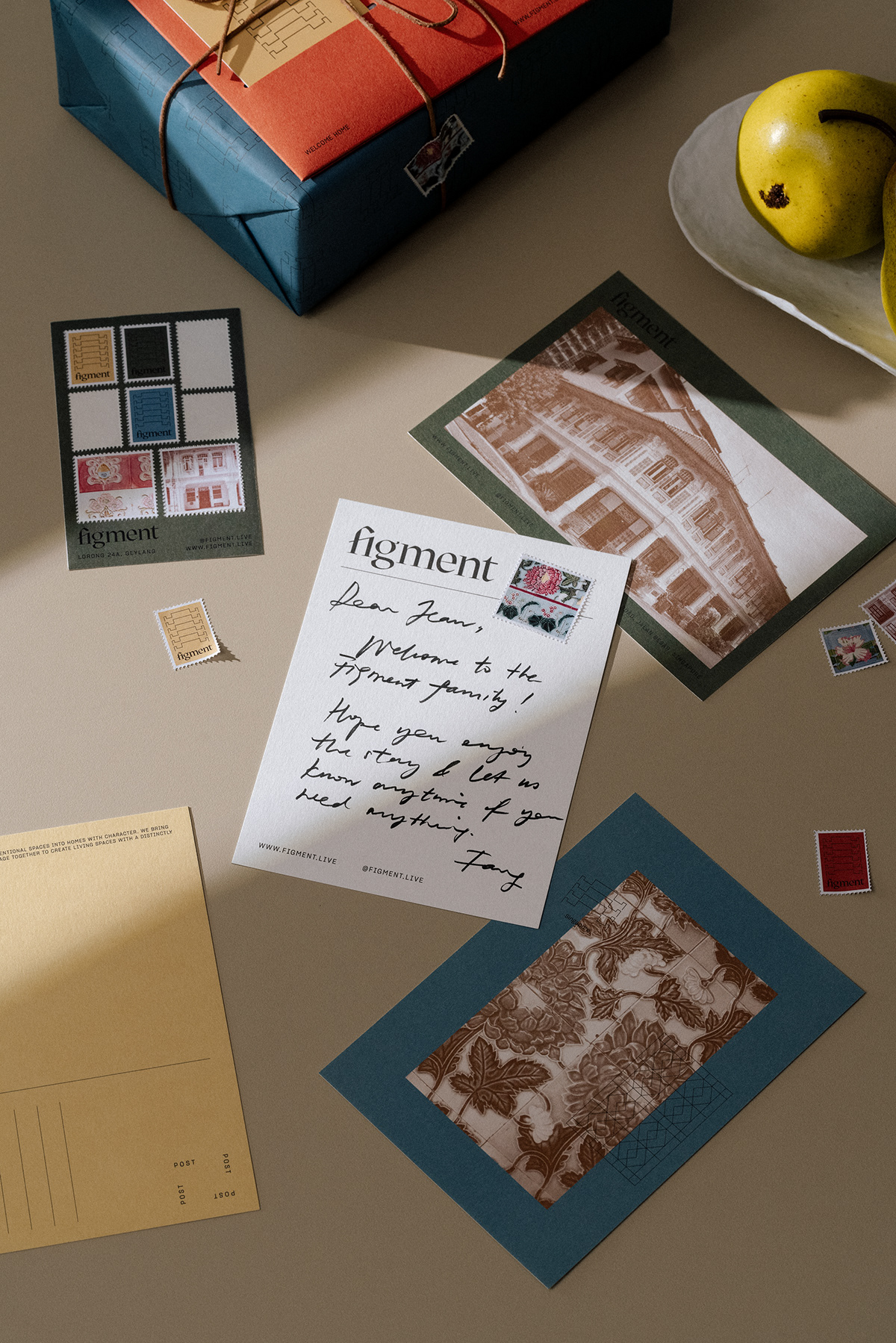 Thumbnail for Figment Co-living Adds A Charming, Homey Touch To A New Branding System
