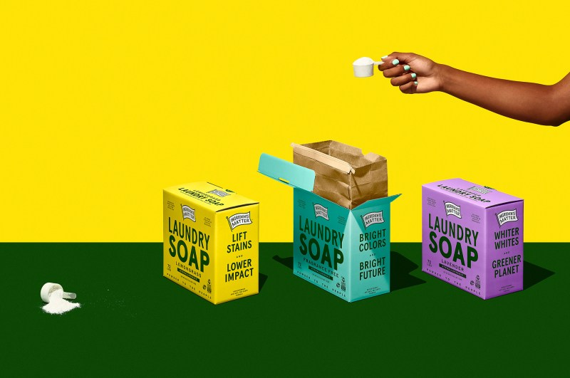 Thumbnail for Ingredients Matter Gets Clean In Brand Refresh