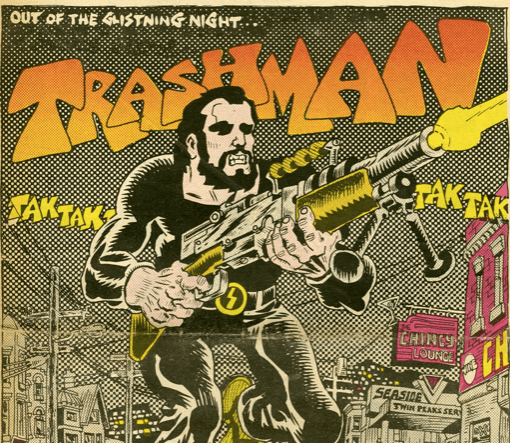 Thumbnail for The Daily Heller: A New Film Plumbs the Depths of Spain's Underground Comix