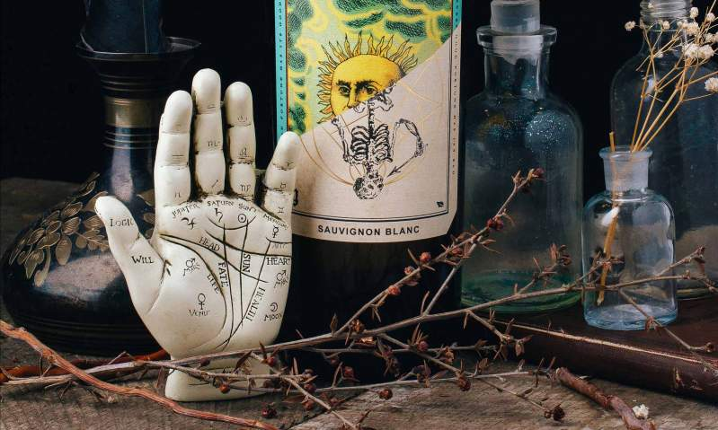 Thumbnail for Friend & Foe: A Wine That Reveals Your Future