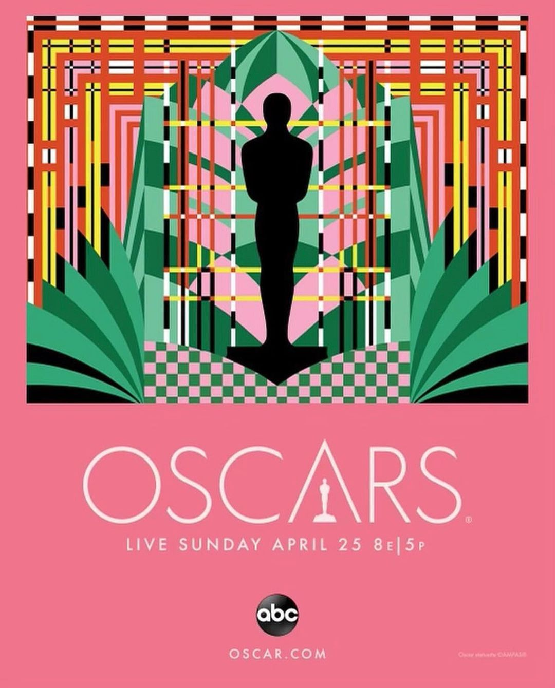 Thumbnail for Campaign Art for 93rd Oscars Unveiled