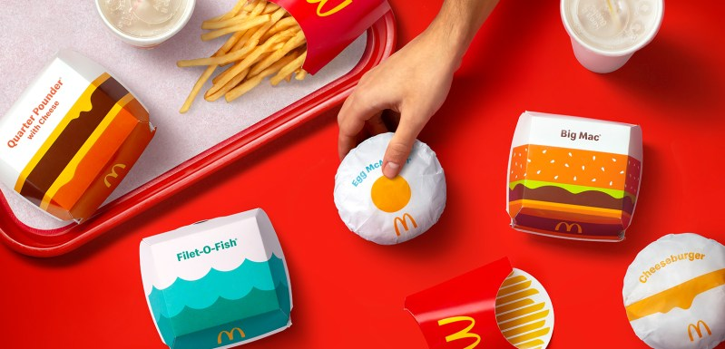 Thumbnail for Redesigning an Icon: How Pearlfisher Gave McDonald's Packaging a New Look