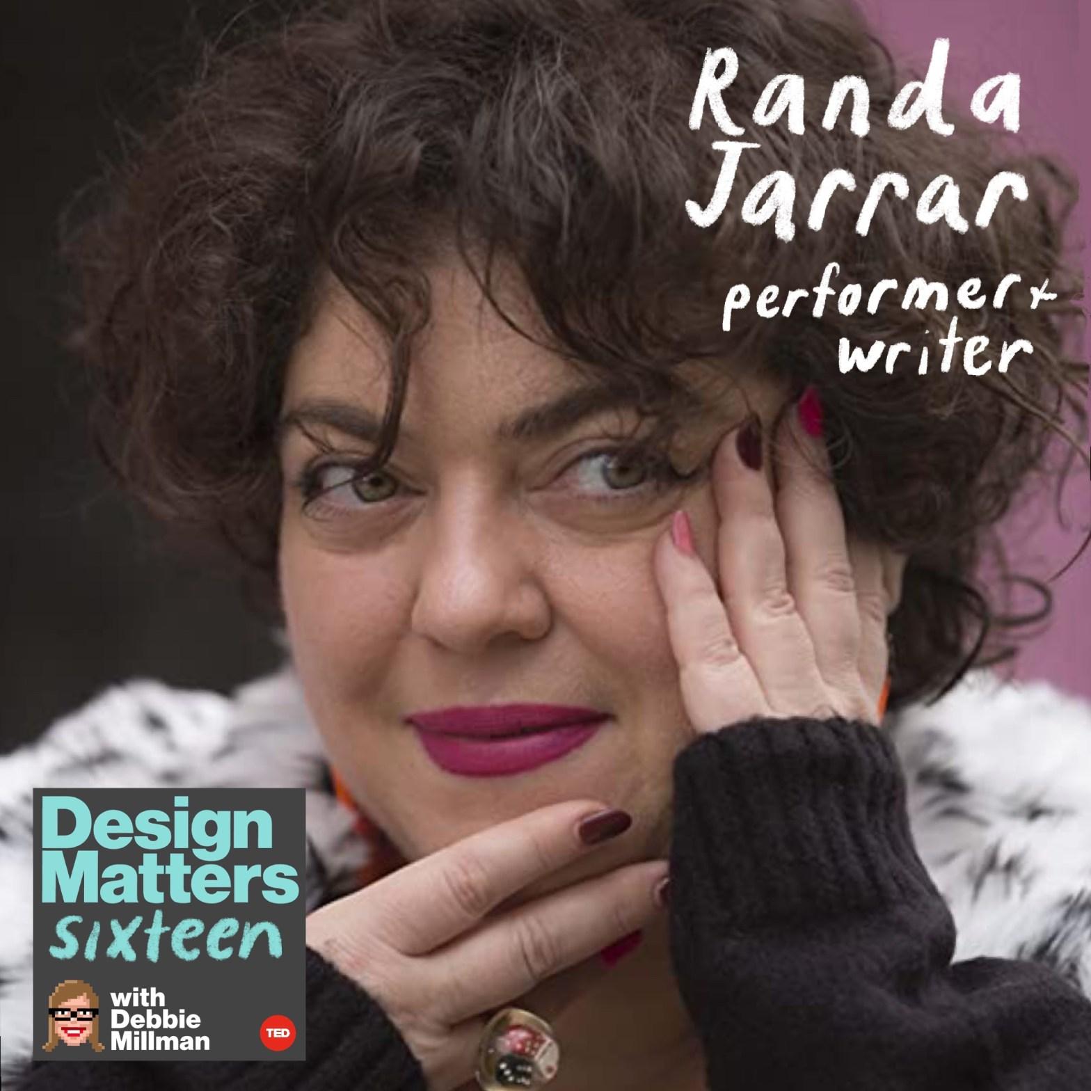 Thumbnail for Design Matters: Randa Jarrar