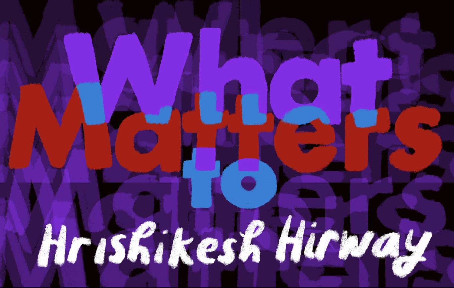 Thumbnail for What Matters: The Meal Hrishikesh Hirway Longs to Eat Again