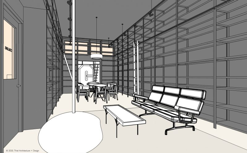 Thumbnail for The Daily Heller: The Workspace as Respite in the Post-Covid World