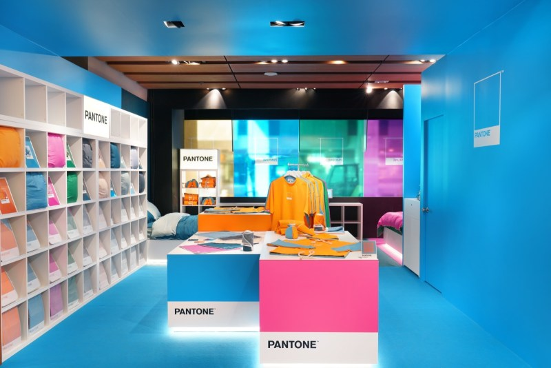 Thumbnail for Pantone Opens Lifestyle Gallery in Hong Kong