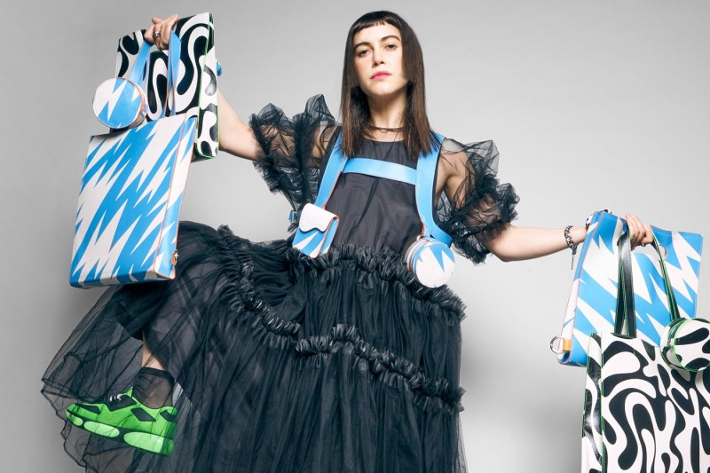Thumbnail for Designer Leta Sobierajski and DanCassab Collaborate on a Bold Leather Accessory Collection