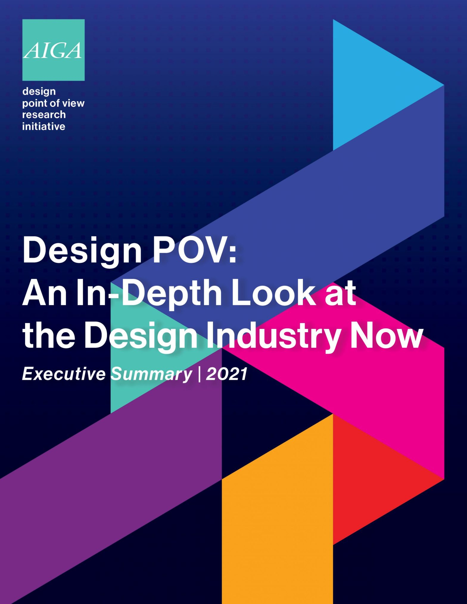 Thumbnail for AIGA Releases 2021 Design Point Of View Report