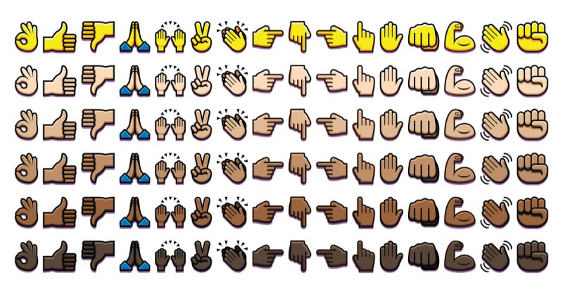 Thumbnail for Adobe Survey Finds That Emoji Users Want More Inclusive Representation
