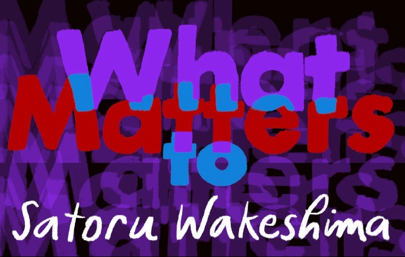 Thumbnail for What Matters: Satoru Wakeshima on the Marvels of Music