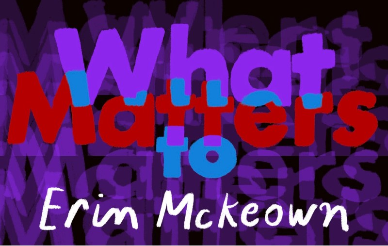Thumbnail for What Matters: Erin McKeown on Stolen Cardboard, Greek Gods and Telling Tattoos