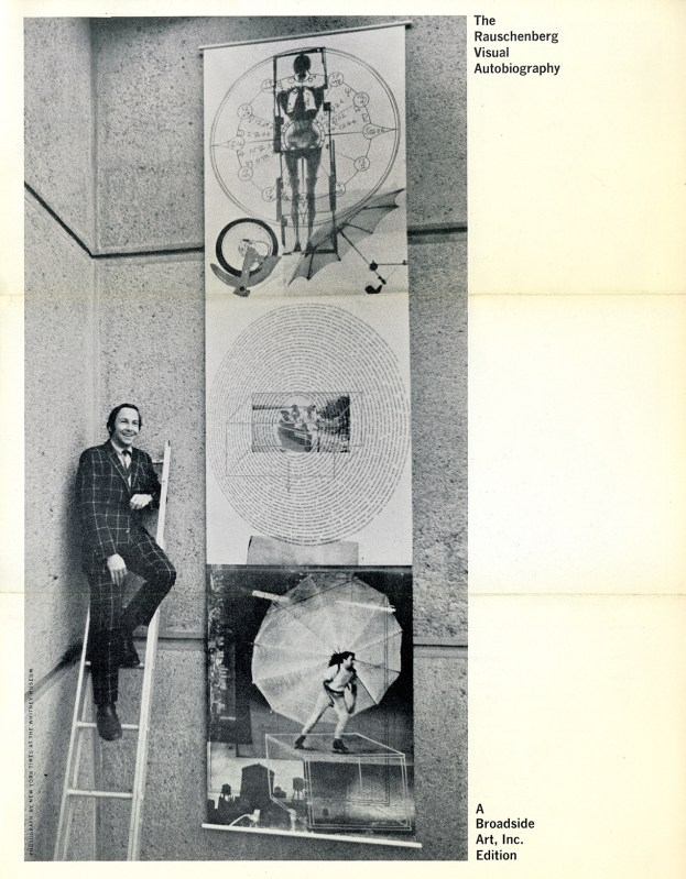 Thumbnail for The Glaser Nobody Knows: Milton's Massive Rauschenberg