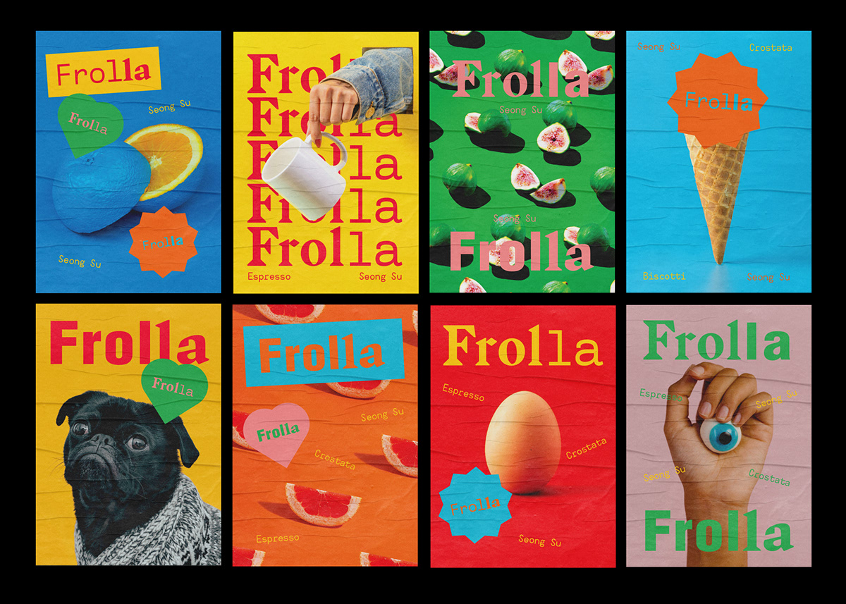 Thumbnail for Frolla's Branding By Nick Barclay Makes Me Crave A Visit To Seoul