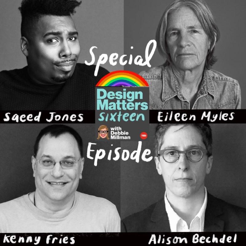 Thumbnail for Design Matters: Celebrating Pride