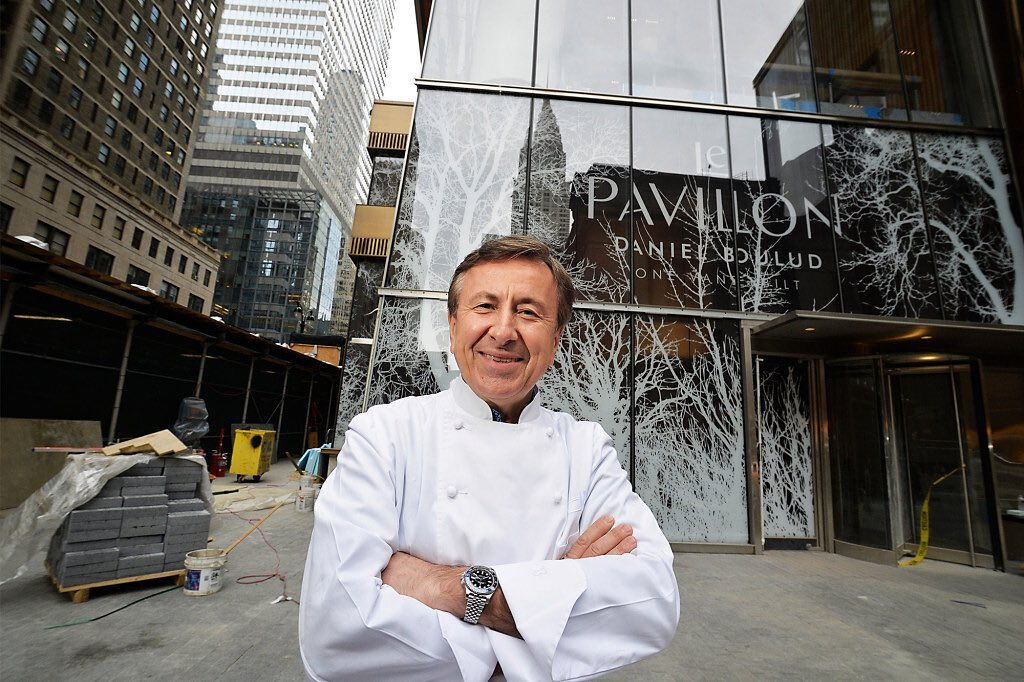 Thumbnail for Love & War's Branded Materials for Chef Daniel Boulud's Ambitious New Restaurant, Le Pavillon