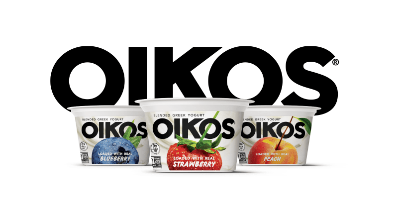 Thumbnail for So Bold It's Epic: Grab Your Fork and Dig in to the Oikos Redesign