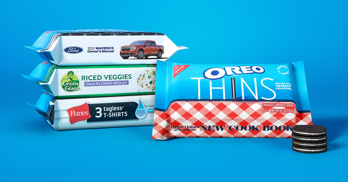 Thumbnail for Tired of Folks Stealing Your Secret Stash of Cookies? Well, There's an Oreo For That