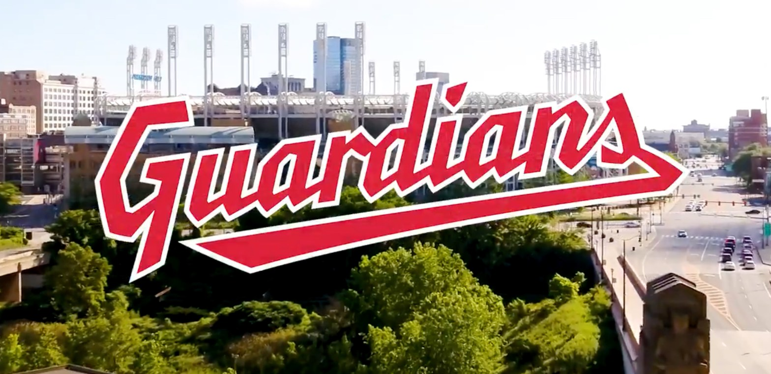 Thumbnail for Cleveland Indians Change Name to Cleveland Guardians and Get a Brand New Look