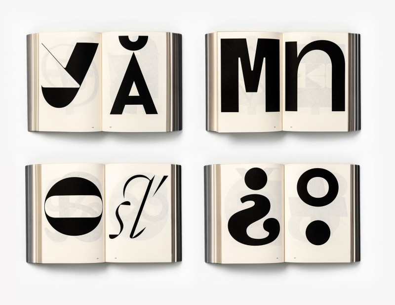 Thumbnail for Mark Gowing Of Formist's  'The Art of Letters' Is A Study Of Typographical Details