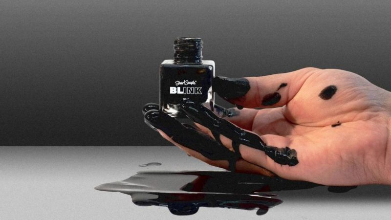 Thumbnail for Blink is the New Black: Introducing the Blackest Black Ink