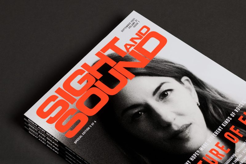 Thumbnail for Marina Willer And Pentagram Redesigned the Beloved 'Sight And Sound'