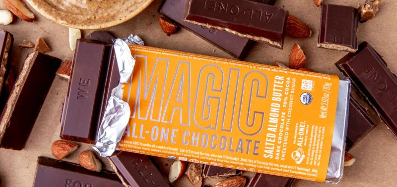 Thumbnail for Dr. Bronner's Launches Line of Chocolates