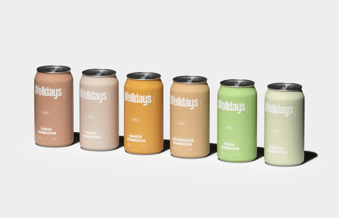 Welldays packaging