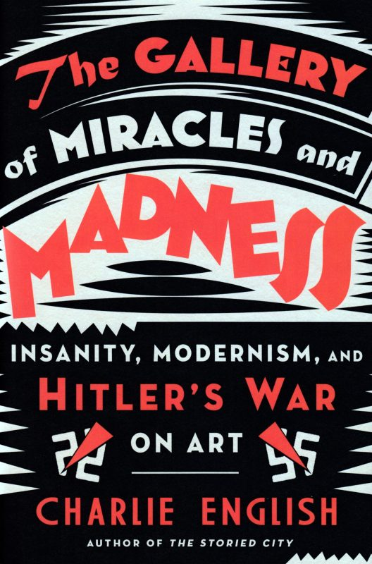 Thumbnail for The Daily Heller: When Art and Madness Drove Crazy People Mad