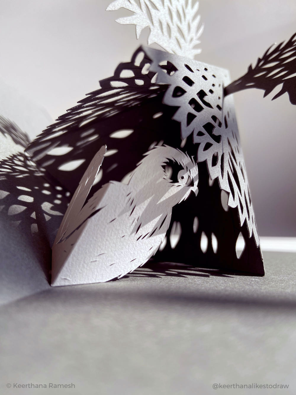 Thumbnail for The Lockdown Inspired Paper Artist Keerthana Ramesh to Create a Pop-Up Book About Endangered Species