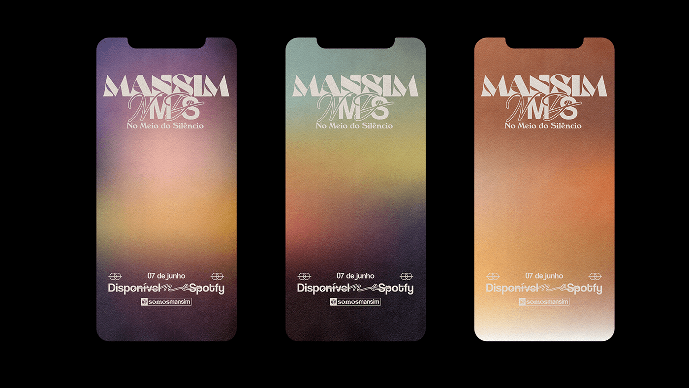 Thumbnail for Monga's Identity for Indie Band Mansim is a Sanctuary of Warmth