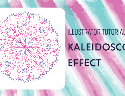 Kaleidoscope Effect with Adobe Illustrator