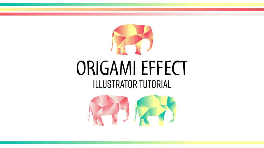 origami effect