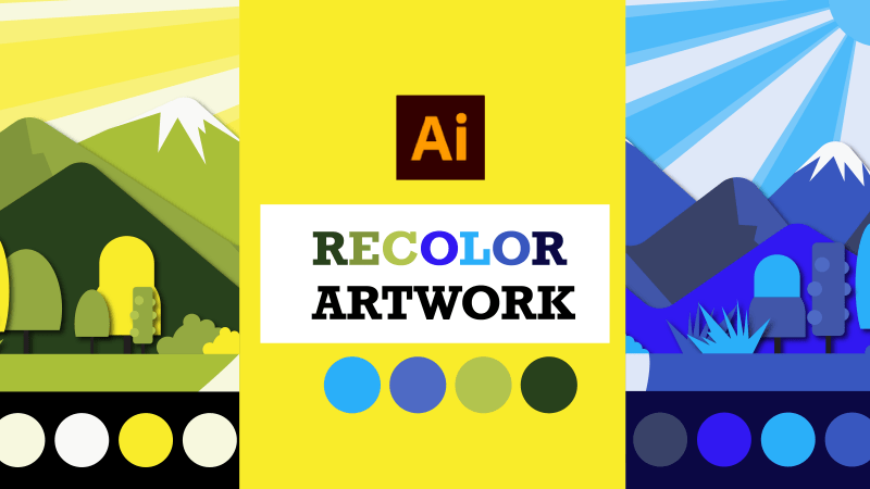 recolor artwork