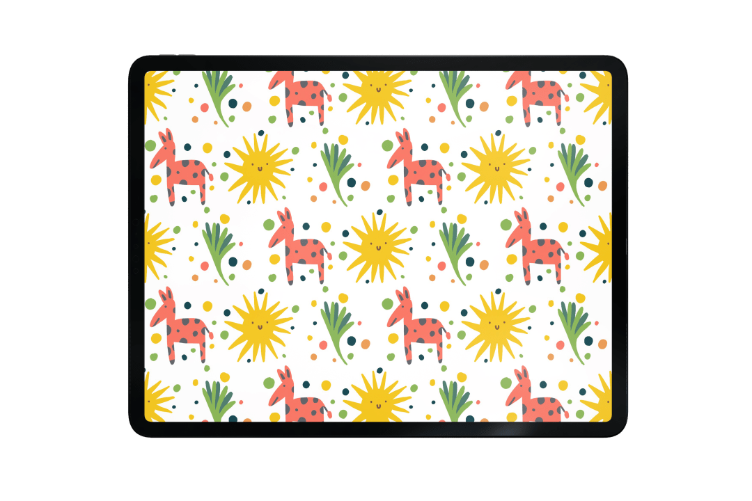 SEAMLESS PATTERN WITH ADOBE FRESCO AND CAPTURE – NEW FEATURE!